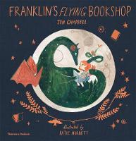 Franklin's Flying Bookshop - Franklin and Luna (Hardback)