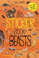 The Big Sticker Book of Beasts (Paperback)