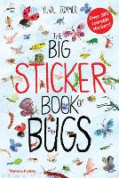 The Big Sticker Book of Bugs - The Big Book series (Paperback)