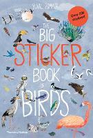 The Big Sticker Book of Birds (Paperback)
