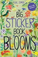 The Big Sticker Book of Blooms - The Big Book series (Paperback)