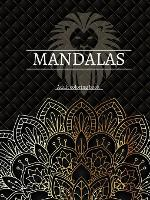 Mandala Coloring Book: The Mandala Art (Paperback)
