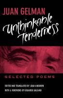 Unthinkable Tenderness: Selected Poems (Paperback)