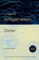 Zettel: 40th Anniversary Edition (Paperback)