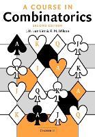 A Course in Combinatorics (Paperback)