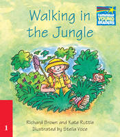 Walking in the Jungle ELT Edition - Cambridge Storybooks (Paperback)