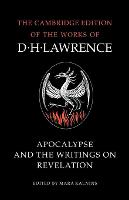 Apocalypse and the Writings on Revelation - The Cambridge Edition of the Works of D. H. Lawrence (Paperback)