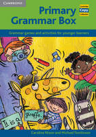 Primary Grammar Box: Grammar Games and Activities for Younger Learners - Cambridge Copy Collection (Spiral bound)