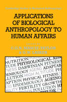 Cambridge Studies in Biological and Evolutionary Anthropology: Applications of Biological Anthropology to Human Affairs Series Number 8 (Paperback)