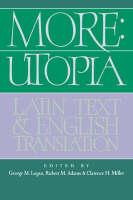 More: Utopia: Latin Text and English Translation (Paperback)