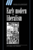 Early Modern Liberalism - Ideas in Context (Paperback)
