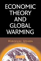 Economic Theory and Global Warming (Paperback)