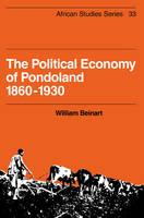The Political Economy of Pondoland 1860-1930 - African Studies (Paperback)