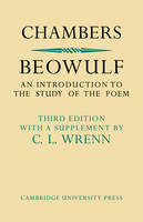 Beowulf: An Introduction to the Study of the Poem with a Discussion of the Stories of Offa and Finn (Paperback)