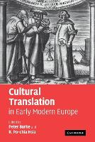 Cultural Translation in Early Modern Europe (Paperback)