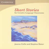 Short Stories Audio CD: For Creative Language Classrooms (CD-Audio)