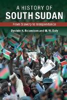 A History of South Sudan: From Slavery to Independence (Paperback)