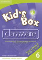 Kid's Box 6 Classware CD-ROM (CD-ROM)