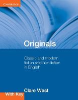 Originals with Key: Classic and Modern Fiction and Non-fiction in English - Georgian Press (Paperback)