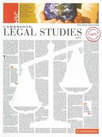 Cambridge HSC Legal Studies Pack with CD-Rom and Study Guide