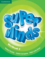 Super Minds Level 2 Workbook (Paperback)