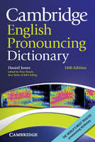 Cambridge English Pronouncing Dictionary (Paperback)