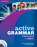 Active Grammar Level 2 without Answers and CD-ROM