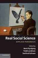 Real Social Science: Applied Phronesis (Paperback)