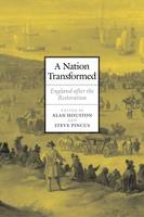 A Nation Transformed: England after the Restoration (Paperback)