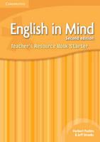 English in Mind Starter Level Teacher's Resource Book (Spiral bound)