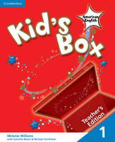 Kid's Box American English Level 1 Teacher's Edition (Paperback)
