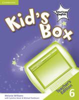 Kid's Box American English Level 6 Teacher's Edition (Paperback)