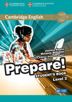 Cambridge English Prepare!: Cambridge English Prepare! Level 2 Student's Book (Paperback)