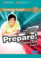 Cambridge English Prepare!: Cambridge English Prepare! Level 3 Student's Book (Paperback)