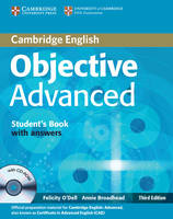 Objective Advanced Student's Book with Answers with CD-ROM - Objective