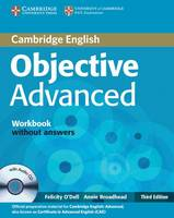 Objective Advanced Workbook without Answers with Audio CD - Objective