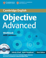 Objective Advanced Workbook with Answers with Audio CD - Objective