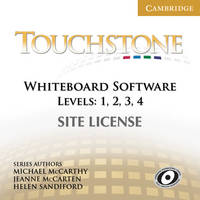 Touchstone All Levels Whiteboard Software and Site License Pack (CD-ROM)