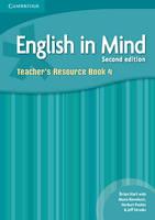 English in Mind Level 4 Teacher's Resource Book (Spiral bound)