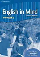 English in Mind Level 5 Workbook (Paperback)