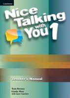 Nice Talking With You Level 1 Teacher's Manual (Paperback)