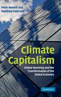 Climate Capitalism: Global Warming and the Transformation of the Global Economy (Hardback)