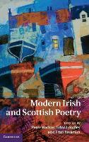 Modern Irish and Scottish Poetry (Hardback)