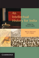An Intellectual History for India (Hardback)