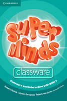Super Minds Level 3 Classware and Interactive DVD-ROM