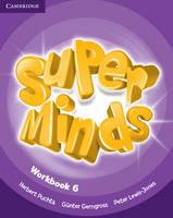 Super Minds Level 6 Workbook (Paperback)
