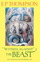Witness against the Beast: William Blake and the Moral Law (Hardback)