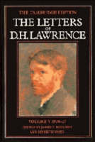 The Letters of D. H. Lawrence: Volume 5, March 1924-March 1927 - The Cambridge Edition of the Letters of D. H. Lawrence (Hardback)