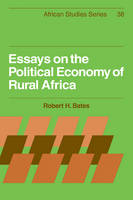 African Studies: Essays on the Political Economy of Rural Africa Series Number 38 (Paperback)