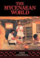 The Mycenaean World (Paperback)